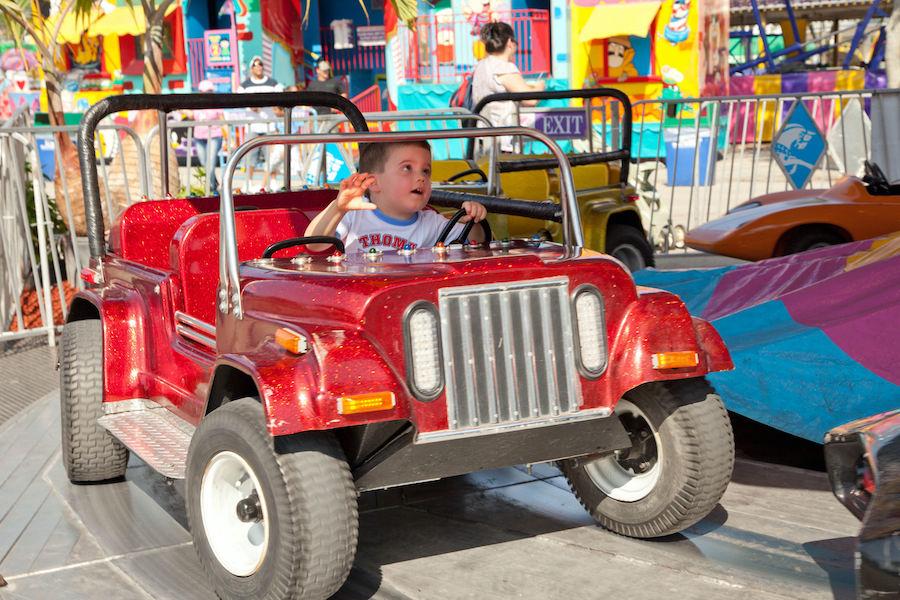 hampton merry-go-round